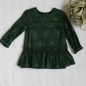 Girls RICHIE HOUSE Los Angeles Starry Blouse